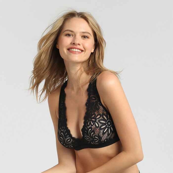 Black lace bra Daily Glam by Dim, , DIM