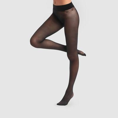 Body Touch 30D semi-opaque nude sensation tights, , DIM