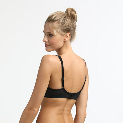 Black Generous Minimizer bra, , DIM