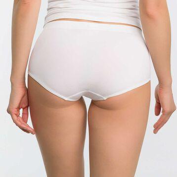 Lot de 2 boxers Femme noir et blanc - Les Pockets , , DIM
