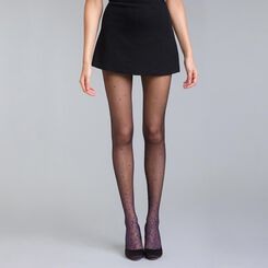 Style 18 black milky way and dawn tights - DIM
