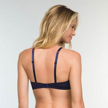 Soutien-gorge Corbeille Bleu Infini en dentelle Sublim Fashion, , DIM