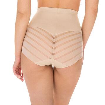 Culotte peau taille haute ventre plat Diam's Control-DIM