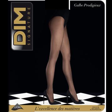 Collant DIM Signature cuir Galbe Prodigieux 24D-DIM