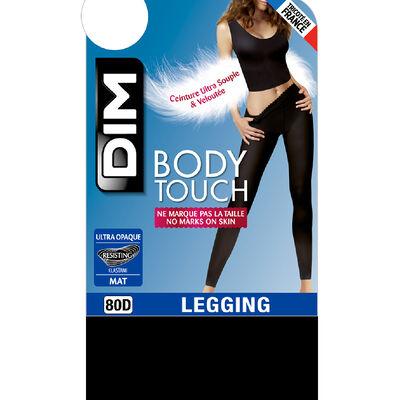Legging noir Body Touch Ultra Opaque 80D, , DIM