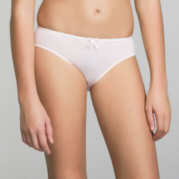 DIM TRENDY New Girl peach pink knickers - DIM