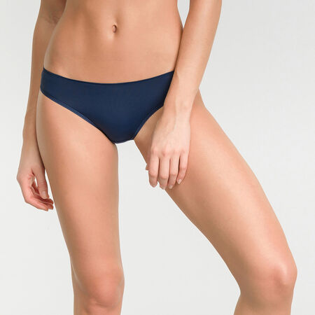 Invisible Summer Night Blue Knickers Dim Invisifit