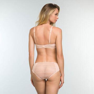 Women's Briefs in Nude Pink Lace Mod by Dim, , DIM
