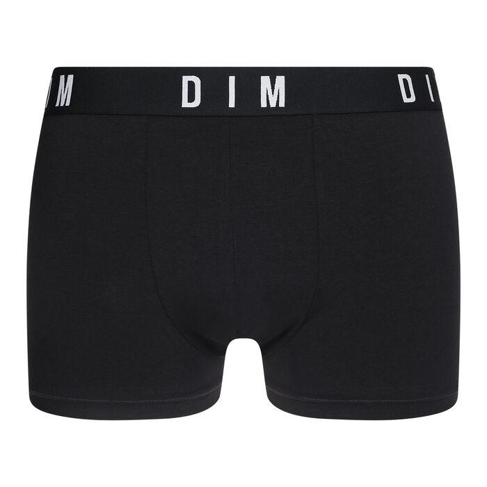 DIM Originals men's modal cotton trunks in black, , DIM