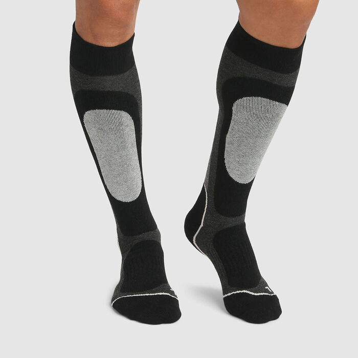 Dim Sport Outdoor men's long thermal socks, , DIM