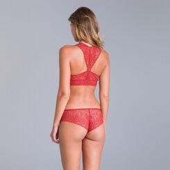 DIM Sublim MOD copper red lace bralette - DIM