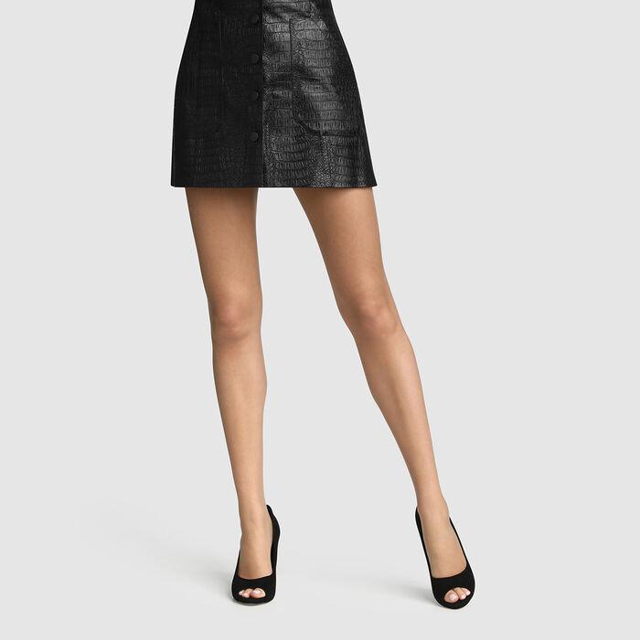 Teint de Soleil 17 toeless bronzer tights in fair, , DIM