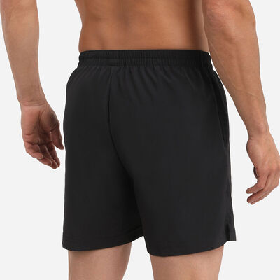 Black Dim Sport Men's Quick Dry Shorts for Outdoor Activity, , DIM