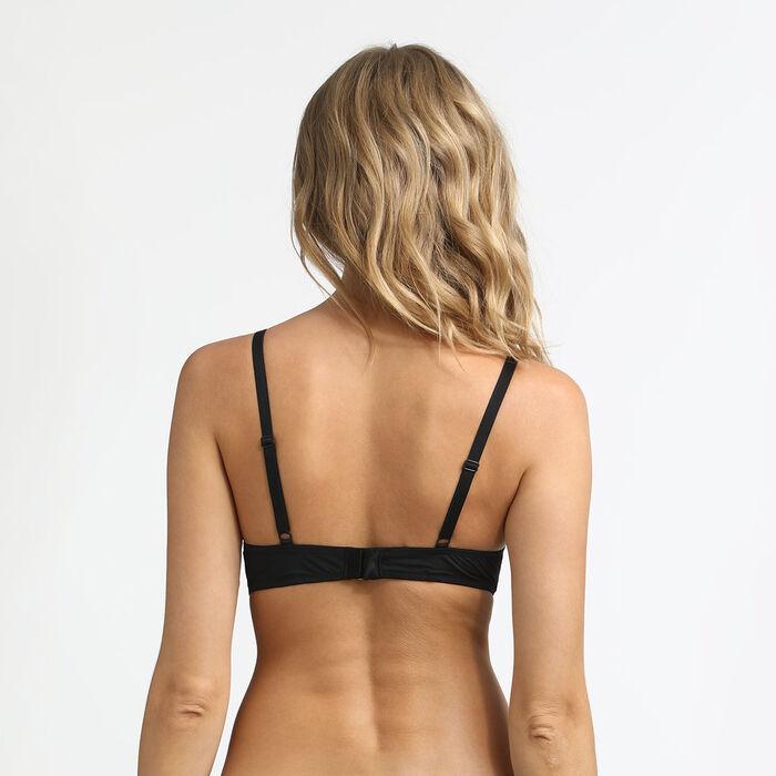 Dim Clair-Obscur Push-up padded bra in black, , DIM