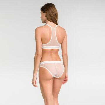 White non-wired bra - Dim Trendy Micro, , DIM