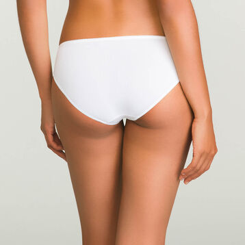 White brief Mes essentiels, , DIM