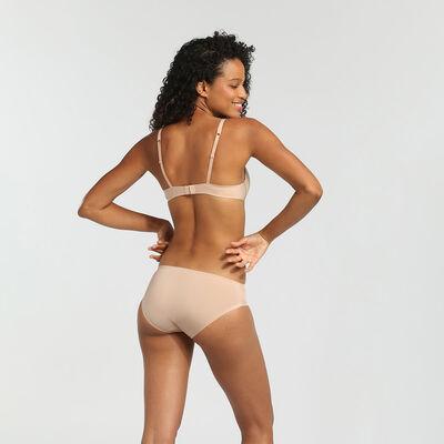 Dim InvisiFree nude wireless push-up bra, , DIM