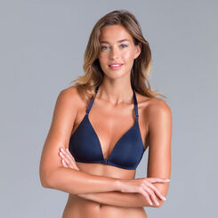 Trendy Micro racerback non-wired triangle bra - DIM