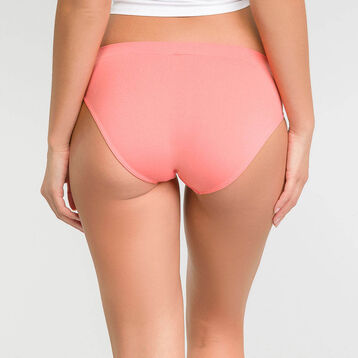 Microfiber brief in peach color - Ecodim, , DIM