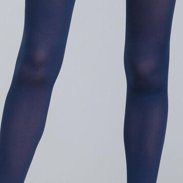 Collant ultra opaque bleu marin 60D Body Touch, , DIM