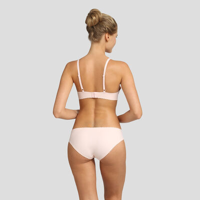 Dim New Body Touch Air ballerina pink briefs, , DIM