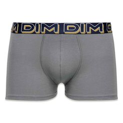 DIM Powerful grey boxers - DIM