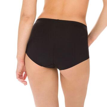 Black Diam's Control Plus slimming knickers, , DIM