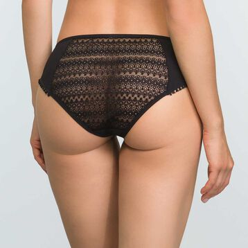Women's Briefs in Black Lace Mod by Dim , , DIM