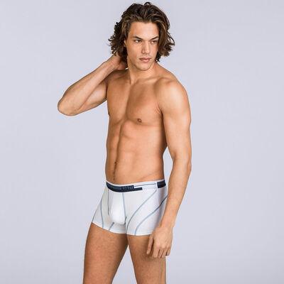 Boxer blanc DIM Sport-DIM
