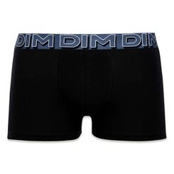 DIM Powerful black boxers - DIM