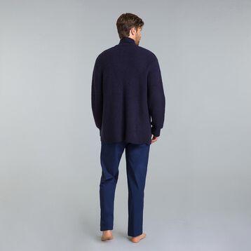 Gilet de pyjama bleu matelot Night Signature-DIM