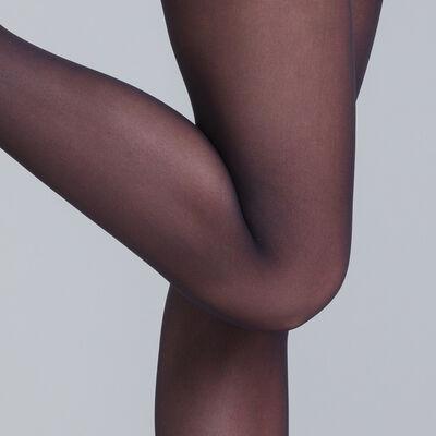 Collant semi-opaque noir Beauty Resist 25D, , DIM