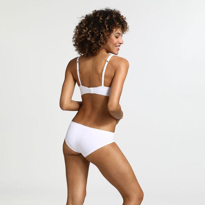 Soutien-gorge corbeille avec armatures blanc Body Touch Dim, , DIM