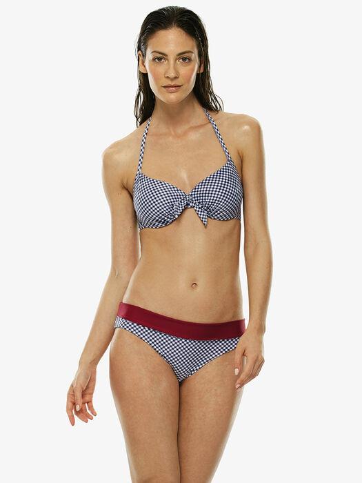 Reversible underwire bikini top , , LOVABLE
