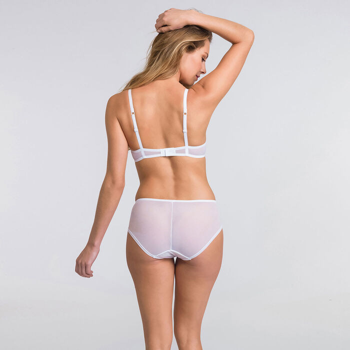 White lace shorty - Modern Chic-WONDERBRA