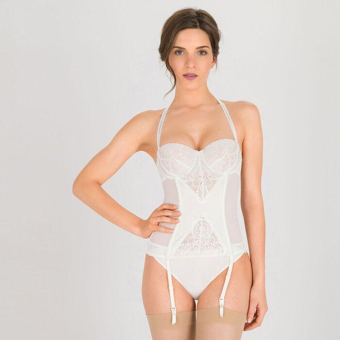 Ivory Bodice - Refined Glamour-WONDERBRA