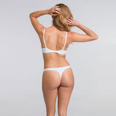Soutien-gorge push-up T-shirt bra blanc –Ultimate Silhouette-WONDERBRA