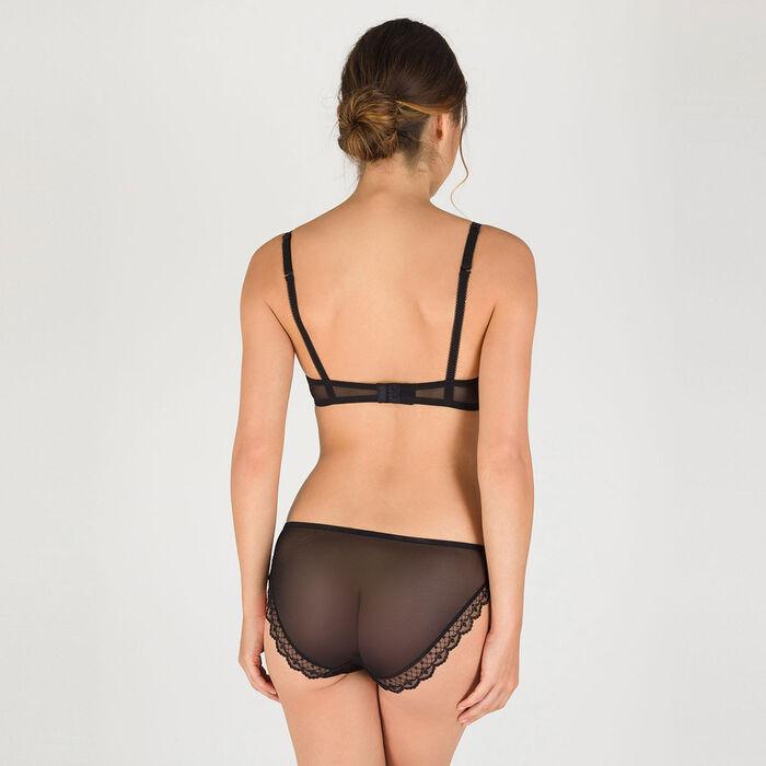 Black T-shirt bra - Modern Chic-WONDERBRA