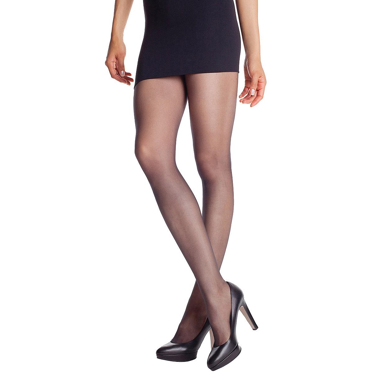 5356a99c5 Black Diam s Jambes Fuselées 25 leg shaper tights