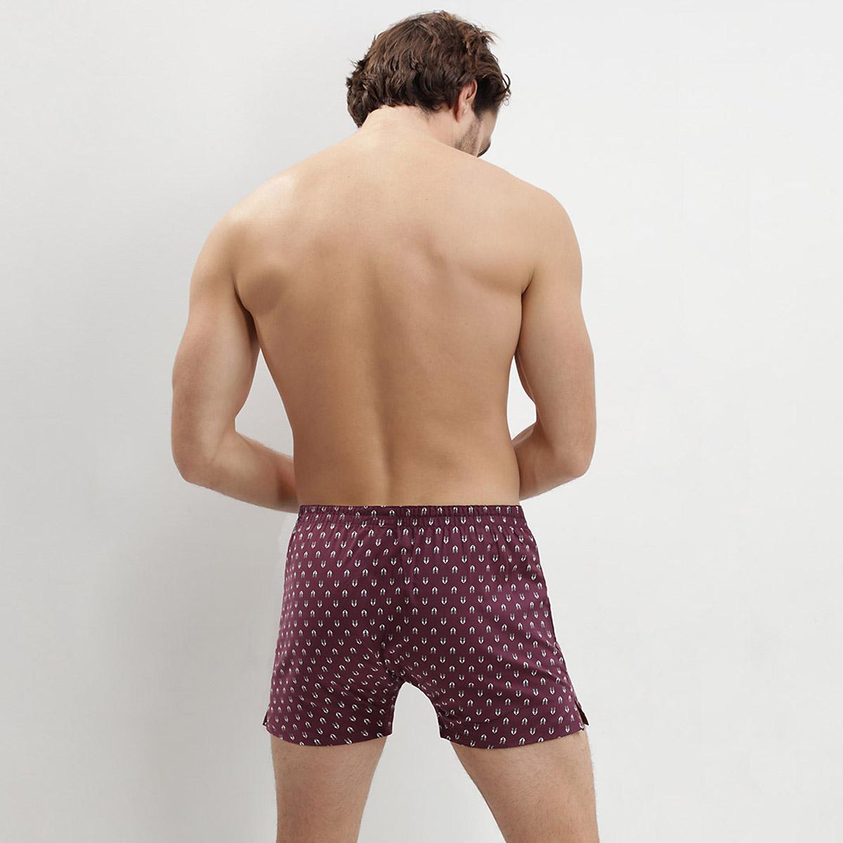 Doubleem 3d Funny Boxer Shorts meanswear handgrif Taille L M XL coton
