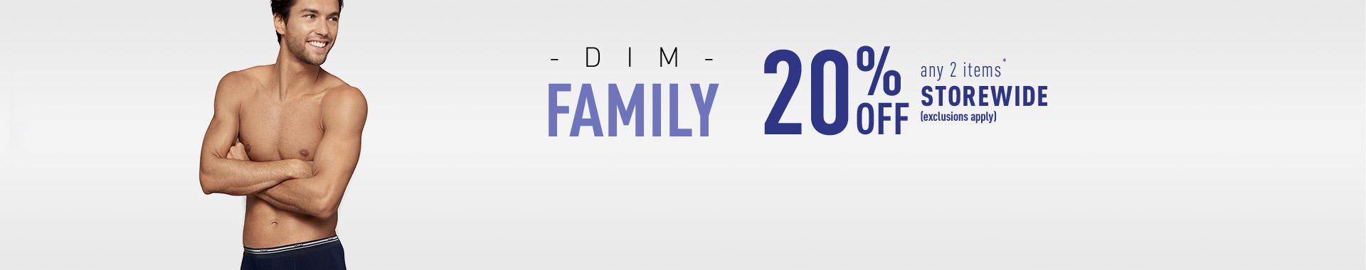 DIM FAMILY
