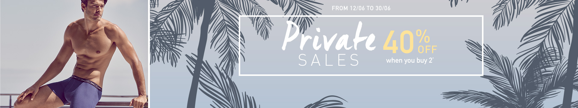 DIM Private sales Men