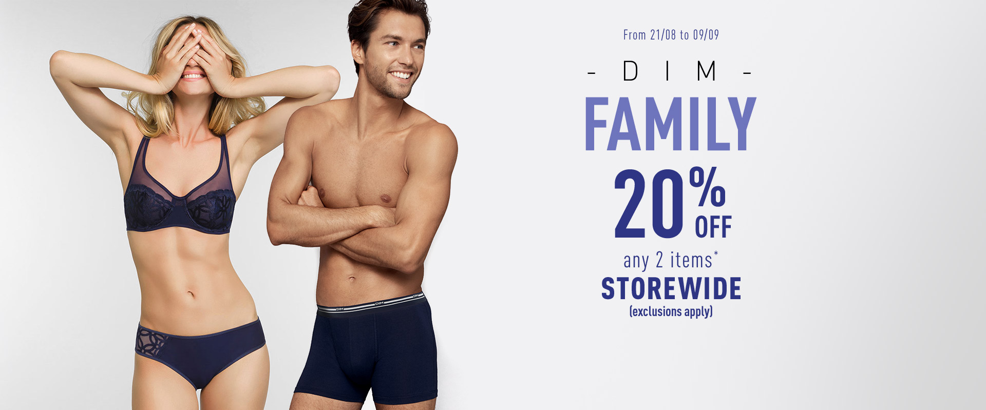 Women and Men Underwear | DIM com