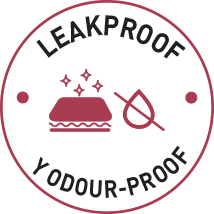 Leak-proof & anti-odour