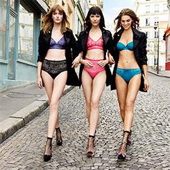 Découvrez toutes les collections de lingerie pour femme sur dim.fr