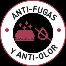 Anti-fuite & anti-odeur