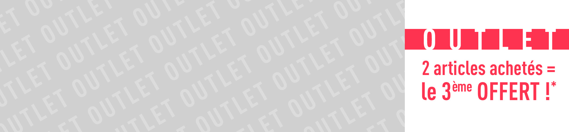 Outlet - Enfants